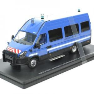 Iveco Daily Durisotti Fourgon transport personnel gendarmerie intervention