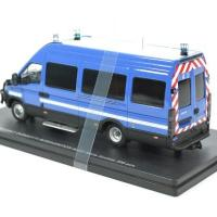 Iveco daily durisotti egm gendarmerie 1 43 perfex autominiature01 725 2
