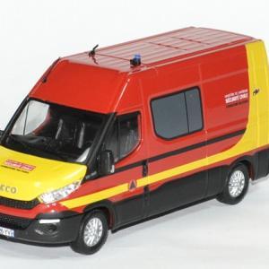 Iveco daily securite civile 1 43 eligor autominiature01 1
