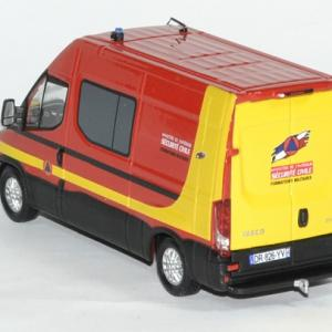 Iveco daily securite civile 1 43 eligor autominiature01 2