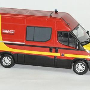 Iveco daily securite civile 1 43 eligor autominiature01 3