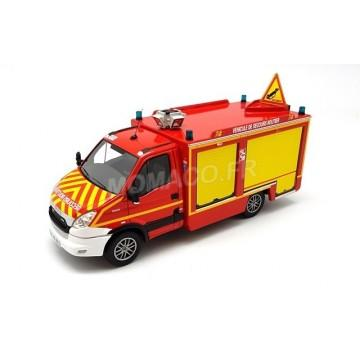Iveco Daily Tib VSR Pompiers SDIS Marne 51