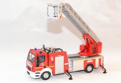 Iveco Magirus 150E 28 ladder EPA pompier