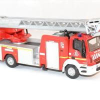 Iveco magirus 150e echelle pompier 1 50 bburago autominiature01 3