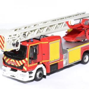Iveco magirus echelle m32ttl euro 6 pompier eligor autominiature011 43 1
