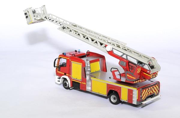 Iveco magirus echelle m32ttl euro 6 pompier eligor autominiature011 43 3