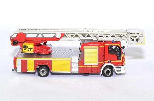 Iveco magirus echelle m32ttl euro 6 pompier eligor autominiature011 43 4