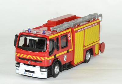 Renault premium pompier FPT