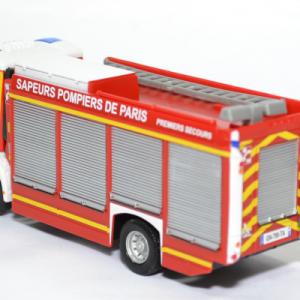 Iveco magirus rw sapeurs pompiers paris 75 bburago bur32052 autominiature01 2