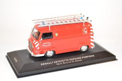 Renault Estafette sapeurs pompiers Vtu