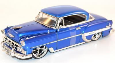 Chevrolet Chevy Bel Air tunning 1953 Jada Toys au 1/24