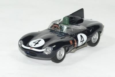 Jaguar type D #4 1er Le Mans 1956