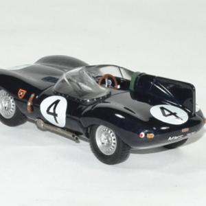 Jaguar d mans 1956 ixo 1 43 autominiature01 2