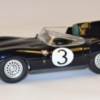 Jaguar tupe d 24h mans 1957 3 ixo 1 43 autominiature01 com 1