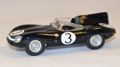 Jaguar Type D 24H du Mans 1957 #3 Flockart