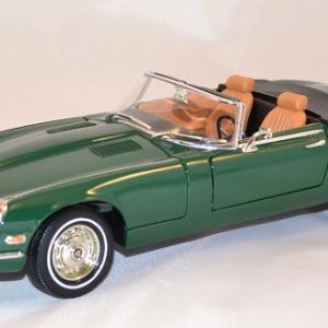 Jaguar type e 1971 verte yatming 1 18 autominiature01 1