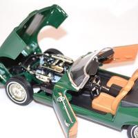 Jaguar type e 1971 verte yatming 1 18 autominiature01 2