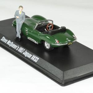 Jaguar xkss 1957 steve mc queen 1 43 greenlight autominiature01 2
