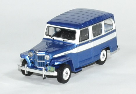 Jeep willys 1960 stationwagon 1 43 ixo autominiature01 1