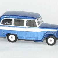 Jeep willys 1960 stationwagon 1 43 ixo autominiature01 3