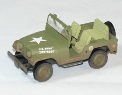 Jeep Willys M38 A1 militaire