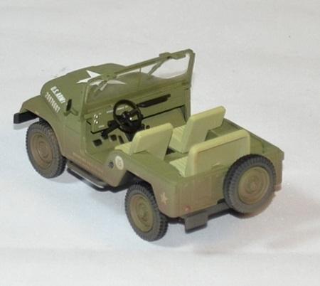 Jeep willys elvis presley 1 43 greenlight armee autominiature01 2