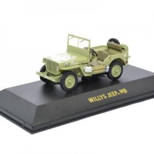 Jeep willys mb us army 1944 1 43 greenlight autominiature01 86307 1