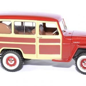 Jeep willys station wagon 1 18 lucky die cast autominiature01 3