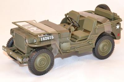 Jeep Willys US Army 1941 Welly 1/18