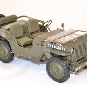 Jeep willys us army 1944 welly 18036 au 1 18miniature auto autominiature01 com 2
