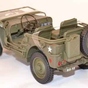 Jeep willys us army 1944 welly 18036 au 1 18miniature auto autominiature01 com 3
