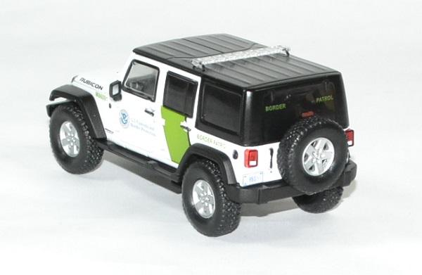 Jeep wrangler police douane 1 43 greenlight autominiature01 2