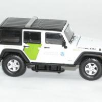 Jeep wrangler police douane 1 43 greenlight autominiature01 3