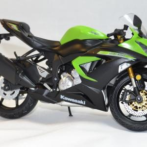 Kawasaki zx 636r 1 12 2014 constructeur autominiature01 1