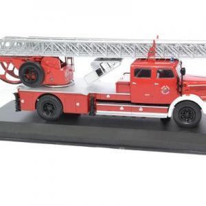 Krupp dl 52 pompier statd essen echelle ixo 1 43 autominiature01 ixotrf004 3
