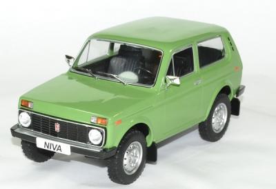 Lada Niva vert 1976