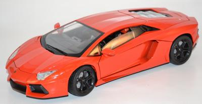 Lamborghini Avantador lp700-4 au 1-18 Motor Max autominiature01.com mom79154 rd