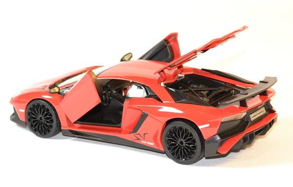 Lamborghini aventador lp 750 4 sv burago autominiature01 2