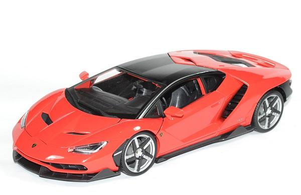 Lamborghini centenario 2016 rouge 1 18 maisto autominiature01 1