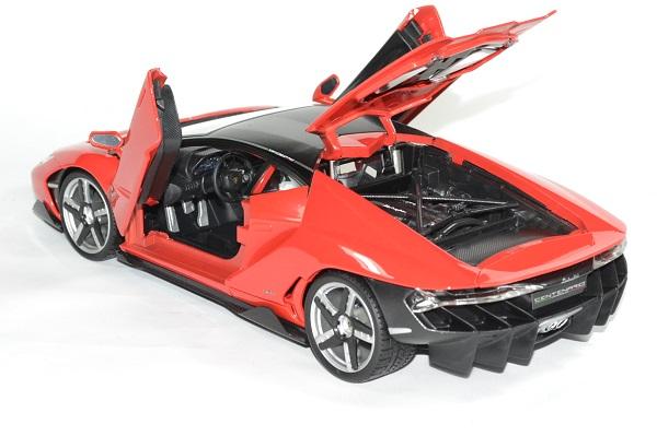 Lamborghini centenario 2016 rouge 1 18 maisto autominiature01 3