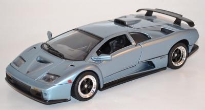 LAMBORGHINI Diablo GT 1999 grise 1-18 Motor max