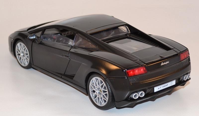 Lamborghini gallardo lp560 4 motor max 1 18 autominiature01 com mom79152bk 3