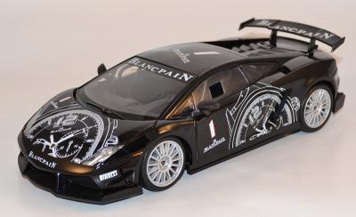 Lamborghini Gallardo LP560-4 super trofeo 1-18 Motor Max mom79153bk