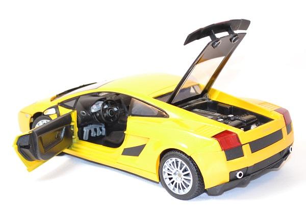 Lamborghini gallardo superleggera miniature motor max 1 43 autominiature01 2