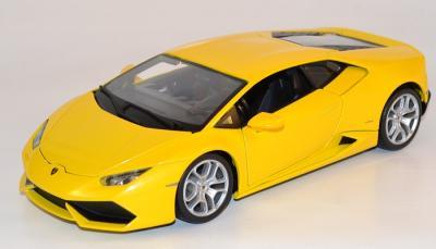 Lamborghini Huracan lp610-4 jaune