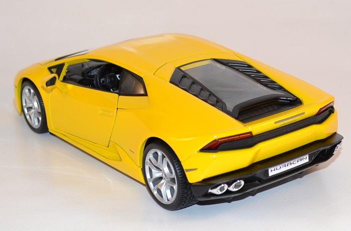 Lamborghini hurracan 1 18 bburago autominiature01 com bur11038 3