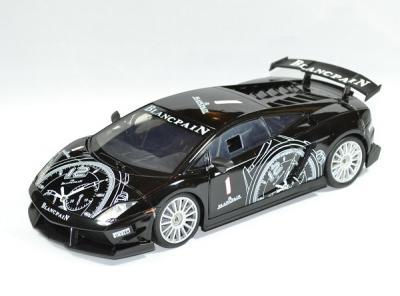 Lamborghini LP560-4 Super Trofeo noir