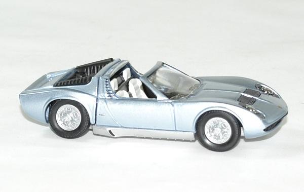 Lamborghini miura bertone 1968 cabriolet 1 43 rio autominiature01 3