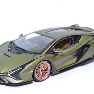 Lamborghini Sian Hybride FKP37 2019 verte