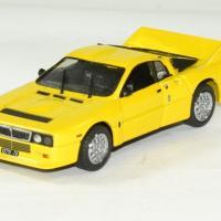 Lancia 037 stradale 1982 jaune 1 43 vitesse autominiature01 1